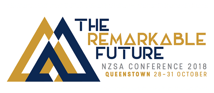 The Remarkable Future NZSA Conference 2018